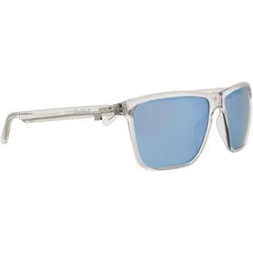 Red Bull SPECT Blade Sunglasses Men, shiny x'tal clear/smoke-ice blue mirror